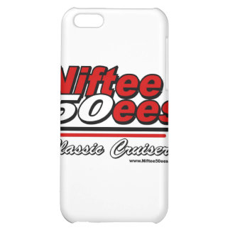 Niftee50ees Classic Cruisers Logo iPhone 5C Case