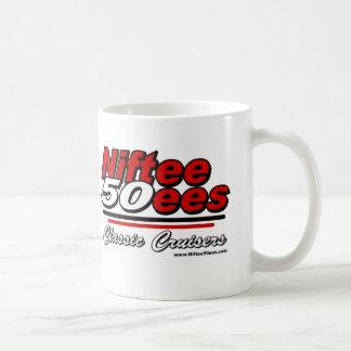 Niftee50ees Classic Cruisers Logo Mug