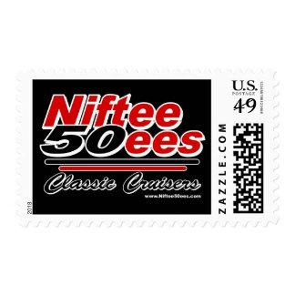 Niftee50ees Classic Cruisers Postage