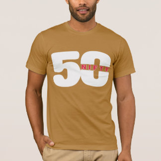 NIFTY 50 Graphic BIRTHDAY Tee