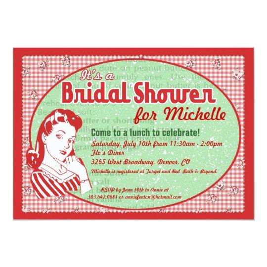 4d6cfa9a5d8 Nifty 50 s Bridal Shower Invitation