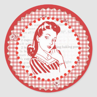 Nifty 50's Gal Stickers