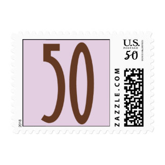 Nifty Fifty Postage
