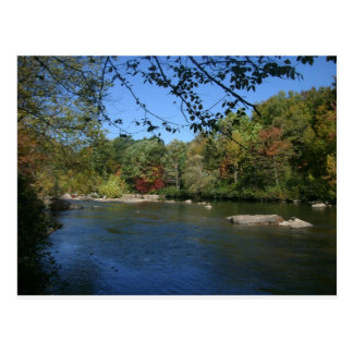 Nifty River Postcard