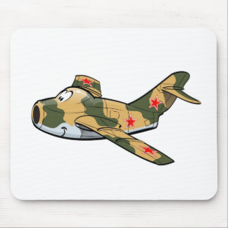 nig-15 mouse pad