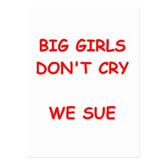 nig girls postcards