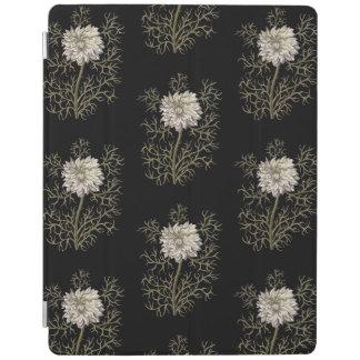 Nigella Damascena Mysterious White Blossom iPad Smart Cover