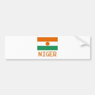 Niger Bumper Sticker