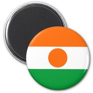 niger country flag nation symbol magnet