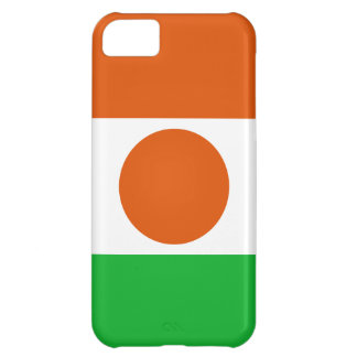Niger Flag Cover For iPhone 5C