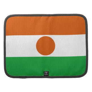Niger Flag Folio Organizer