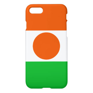 Niger Flag iPhone 8/7 Case