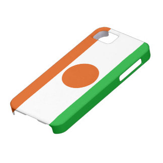Niger Flag iPhone SE/5/5s Case