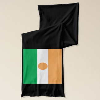 Niger Flag Lightweight Scarf