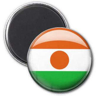 Niger Flag Magnet
