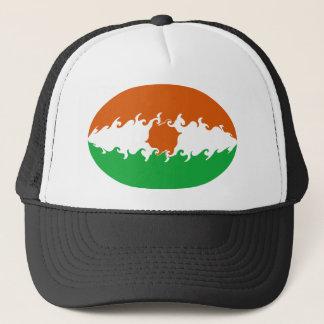 Niger Gnarly Flag Hat