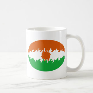 Niger Gnarly Flag Mug