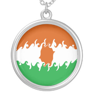 Niger Gnarly Flag Pendants
