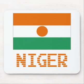 Niger Mouse Pad