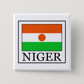 Niger Pinback Button