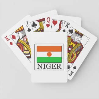 Niger Playing Cards