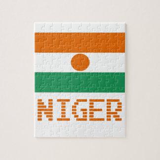 Niger Rompecabezas