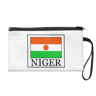 Niger Wristlet Purse