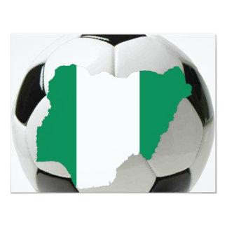 Nigeria 2010 card