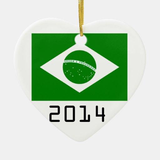 Nigeria 2014 ornaments para arbol de navidad