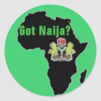 Nigeria , Africa T-Shirt and Etc Stickers
