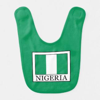 Nigeria Baby Bib