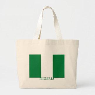 NIGERIA CANVAS BAG
