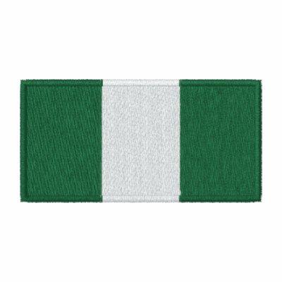 NIGERIA POLO BORDADO