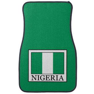 Nigeria Car Mat