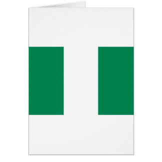 Nigeria Card