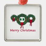 Nigeria Christmas 2 Christmas Ornaments