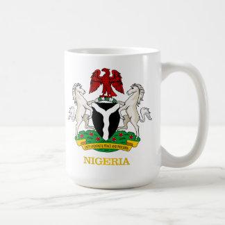 Nigeria COA Coffee Mug