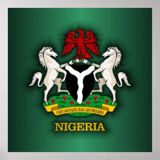 Nigeria COA Posters