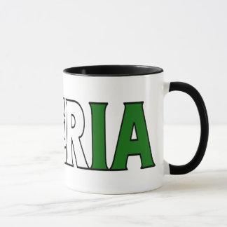 Nigeria Coffee Cup