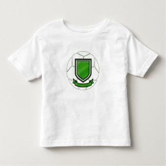 Nigeria crest soccer ball for football fans shirt