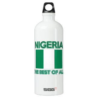 Nigeria Design Water Bottle