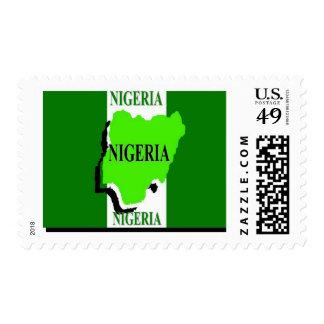 Nigeria Estampillas