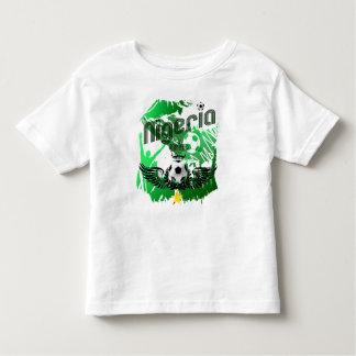 Nigeria fans crowd explosion Naija gifts Tee Shirt