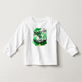 Nigeria fans crowd explosion Naija gifts Toddler T-shirt