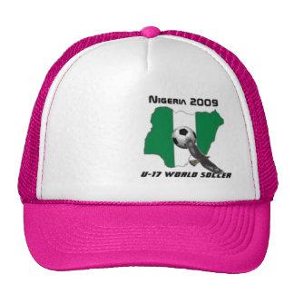 Nigeria Female soccer Hat