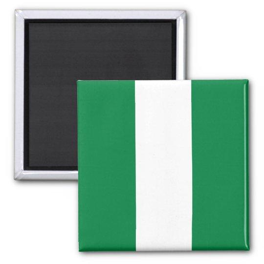 Nigeria Flag Magnet