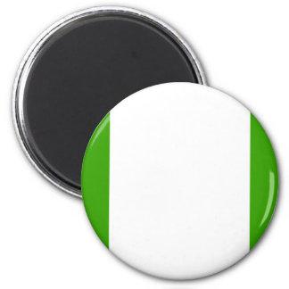 Nigeria Flag Refrigerator Magnets