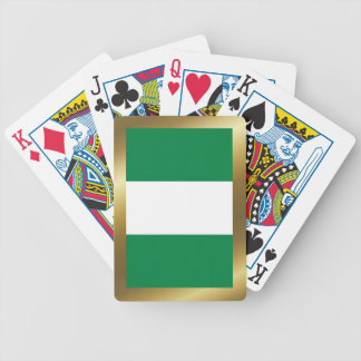 Nigeria Flag Playing Cards
