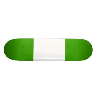Nigeria Flag Skateboard Deck