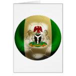 Nigeria Football Card